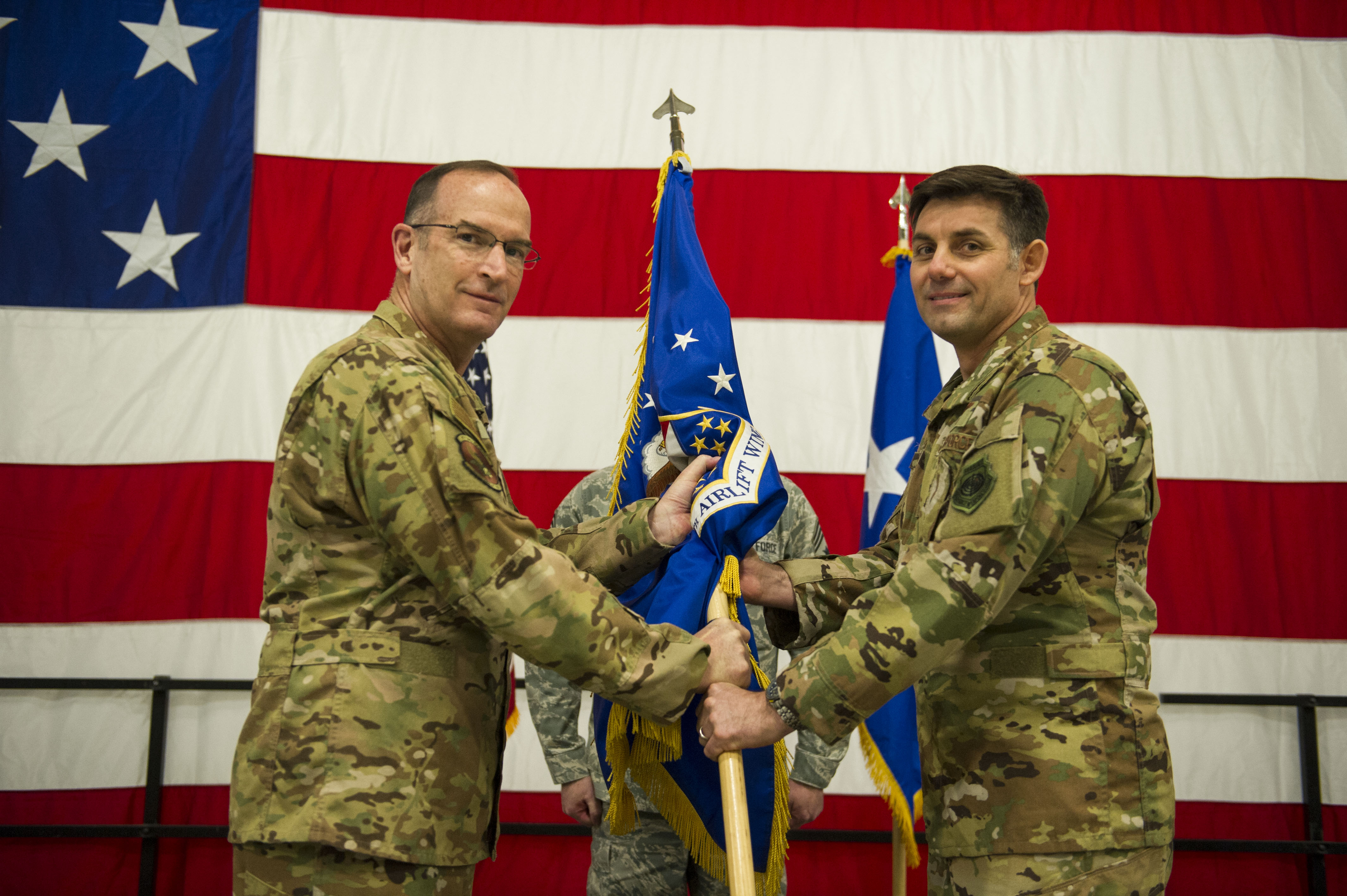 The Global Vikings kick off the New Year and decade with a new wing commander