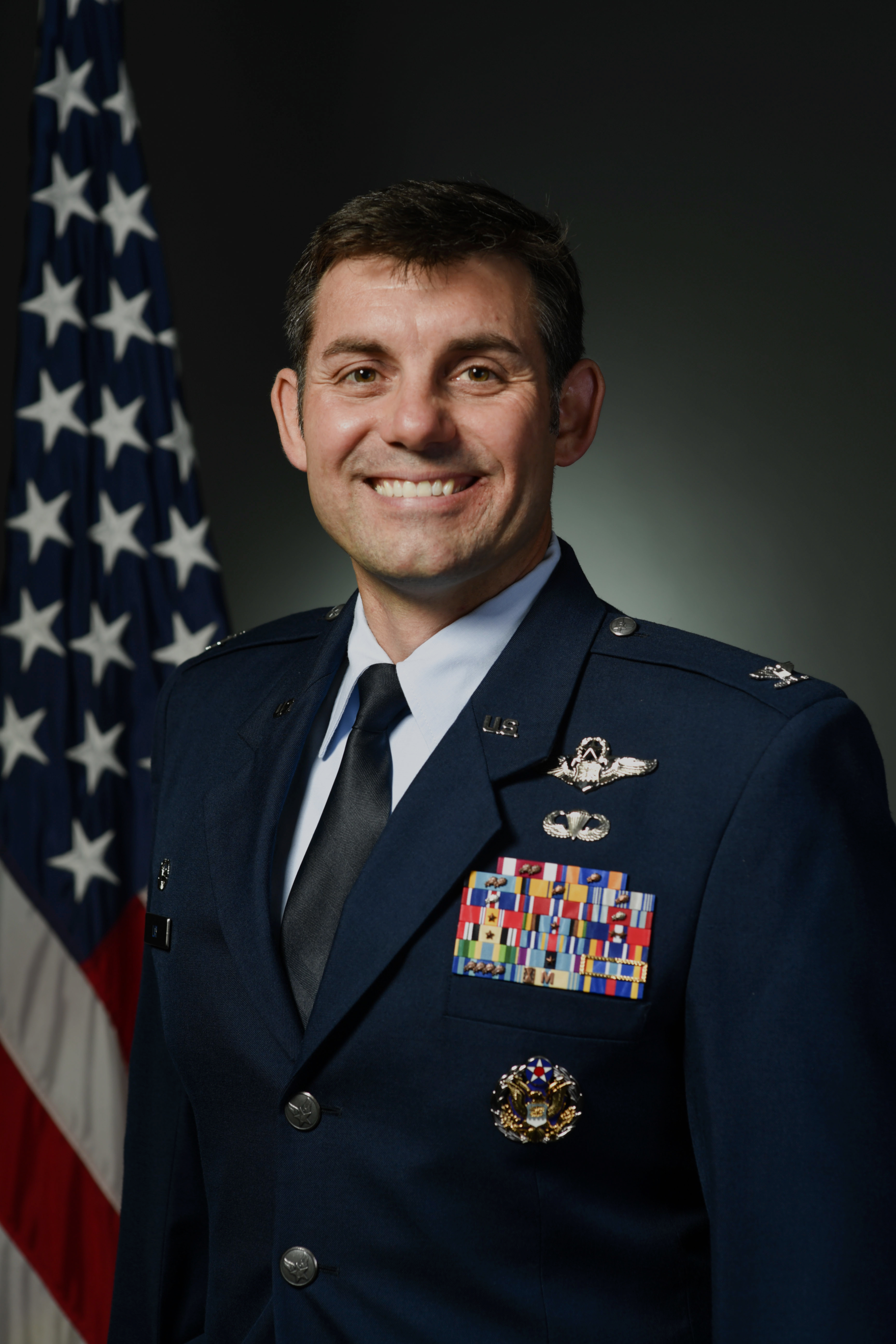 Colonel Christopher T. Lay